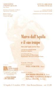 Marco dall'Aquila