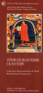 Antonio Zacara da Teramo e il suo tempo