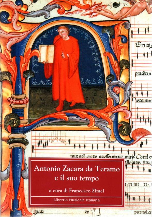 Book Cover: Antonio Zacara da Teramo e il suo tempo
