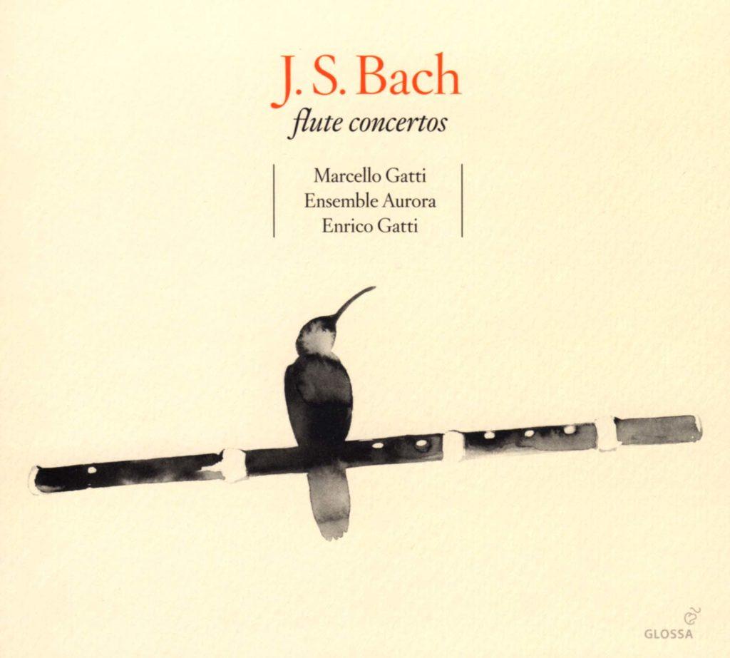 Book Cover: J. S. Bach. Flute Concertos