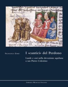 Book Cover: I 'cantici' del Perdono