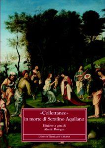 """Book Cover: """"Collettanee""""in morte di Serafino Aquilano"""
