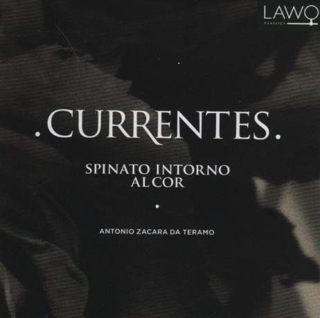 Book Cover: Zacara da Teramo, Spinato intorno al cor