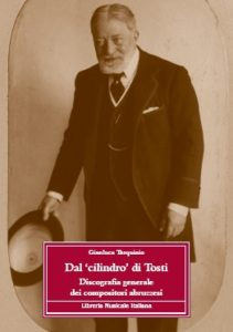 """Book Cover: Dal """"cilindro"""" di Tosti"""