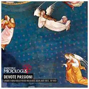 Book Cover: Devote passioni