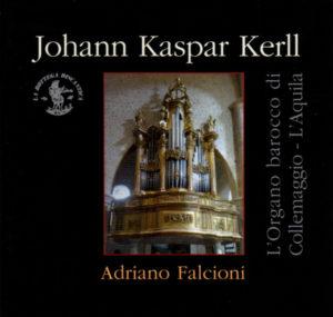 Book Cover: Johann Kaspar Kerll