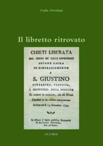 Book Cover: Il libretto ritrovato