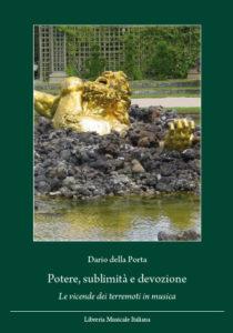 Presentazione del volume Potere, sublimità e devozione. Le vicende dei terremoti in musica