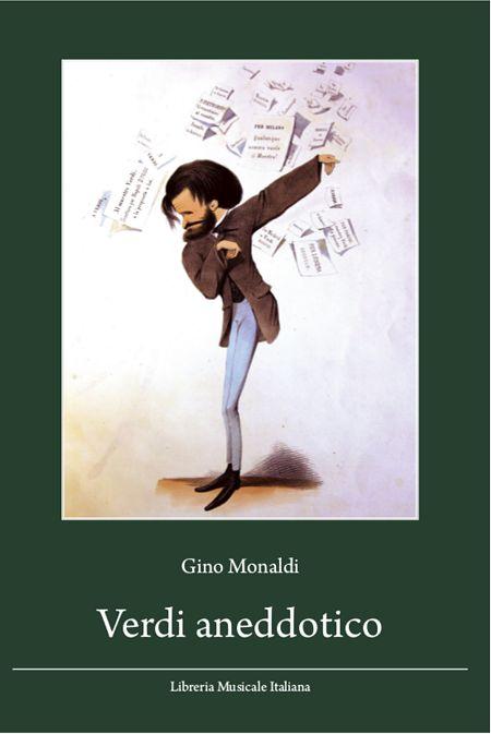 Book Cover: Verdi aneddotico